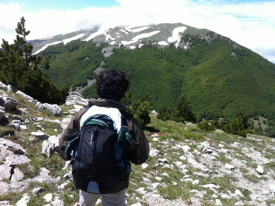 Guida escursionistica Matera, Basilicata, Pollino