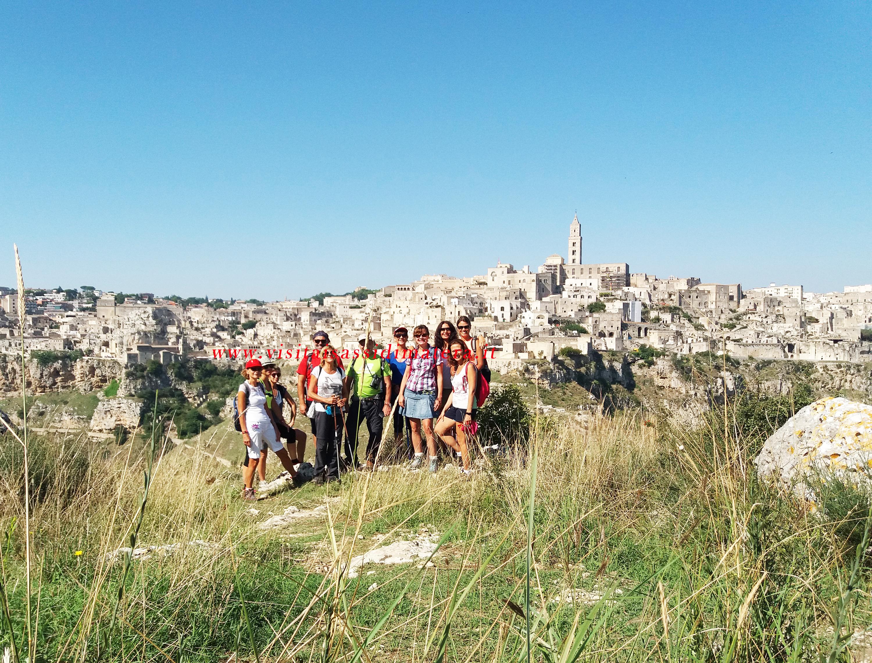 visita guidata nei Sassi di Matera
