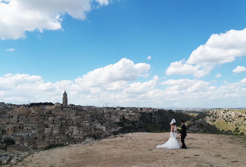 """Guida al """"Wedding a Matera"""": Sposarsi nei Sassi di Matera: Guida della Capitale Europea della Cultura 2019. Guida di Matera"""